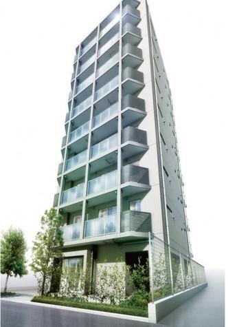 レフィール三田 建物画像1