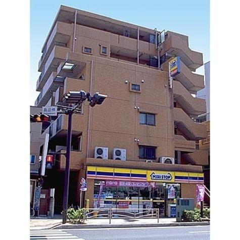 パーク・ノヴァ三ツ沢 建物画像1
