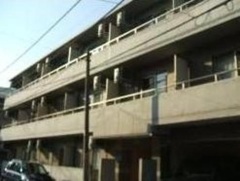 グランフォレ不動前 建物画像1