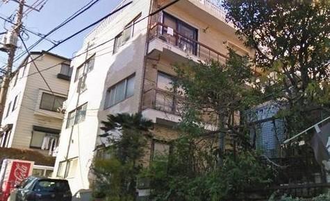 恵比寿ハイツ 建物画像1