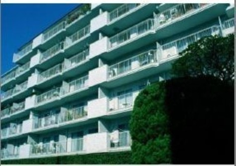 第二白金ハウス 建物画像1