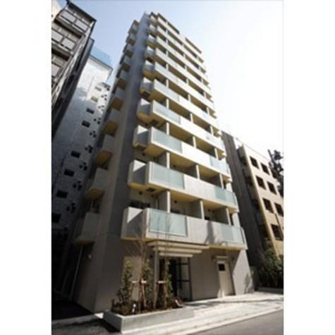 レジディア新宿イーストⅢ 建物画像1