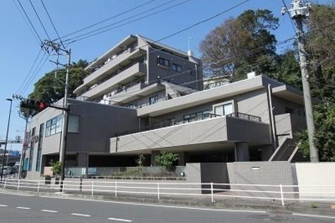 KWプレイス横濱和田町 建物画像1