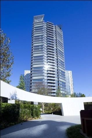 パークハビオ新宿イーストサイドタワー 建物画像1