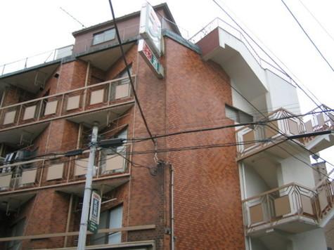 上野毛 10分マンション 建物画像1