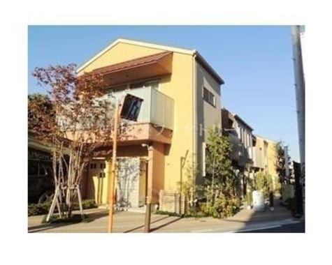 スタイリオ武蔵小山 建物画像1