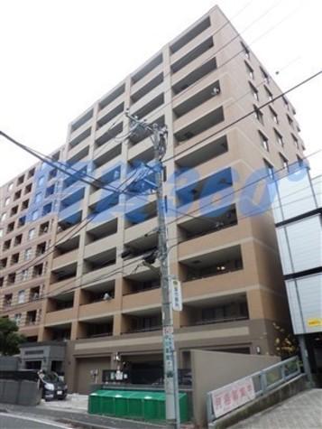 クレストフォルム横浜グランウエスト 建物画像1
