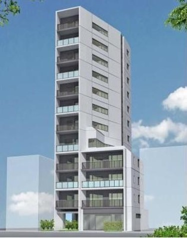 SK-ONE市ヶ谷 建物画像1