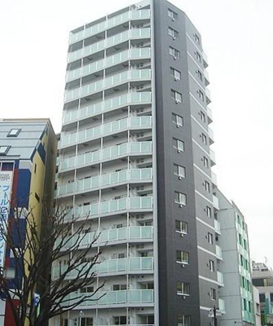 レジディア大森Ⅲ 建物画像1