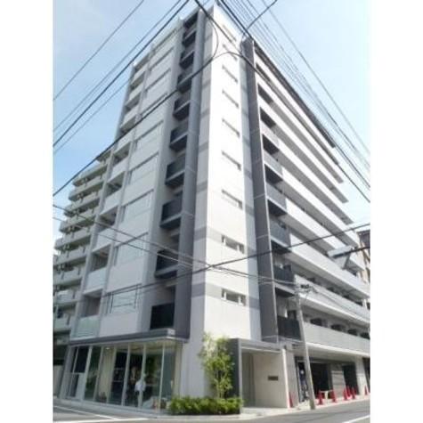 パークアクシス横浜反町公園 建物画像1