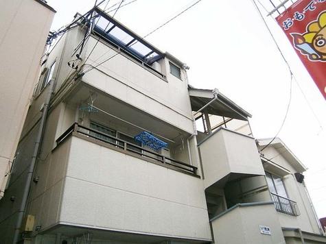 尾山台 14分マンション 建物画像1