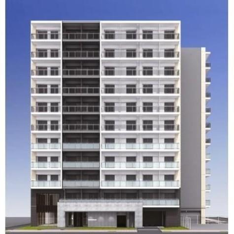 パークアクシス菊川StationGate(パークアクシス菊川ステーションゲート) 建物画像1