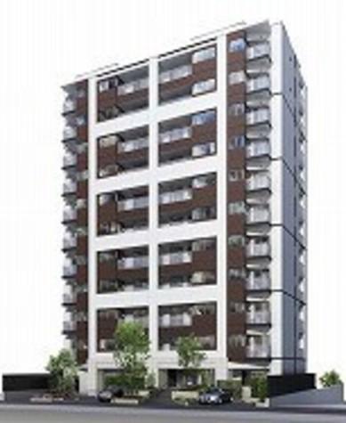 コンフォリア赤坂 建物画像1