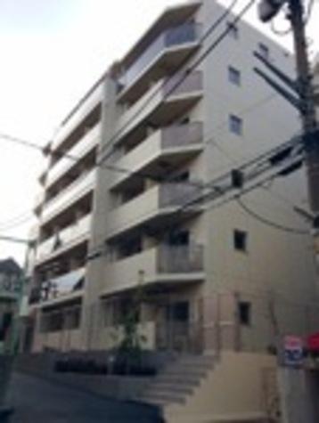 ガリシア新宿都庁前 建物画像1