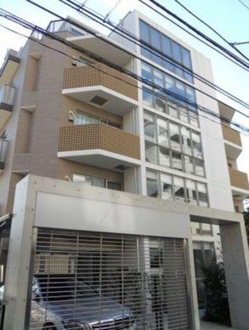 高輪三枝ビル 建物画像1