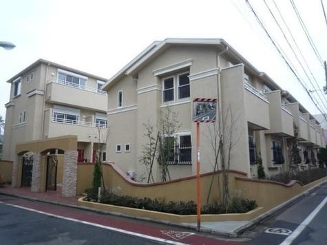 リヴェール武蔵小山 建物画像1