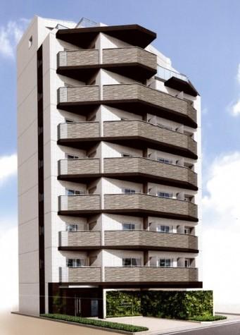 ジェノヴィア南麻布グリーンヴェール 建物画像1
