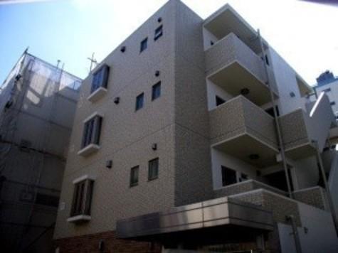 メゾネージュ奥沢 建物画像1