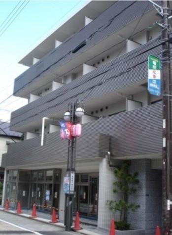 レジディア南品川 建物画像1