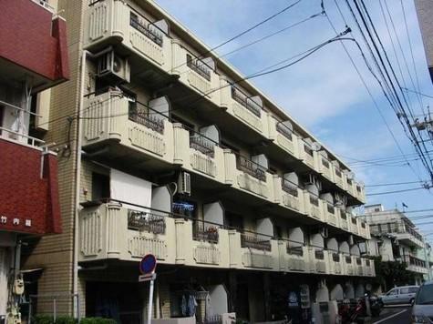 ベルサイユ目黒 建物画像1