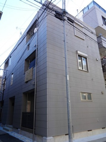 Tsukishima 2 min Apartment Building Image1
