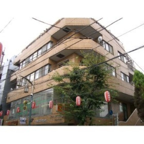 Ishikawadai 4 min Apartment Building Image1