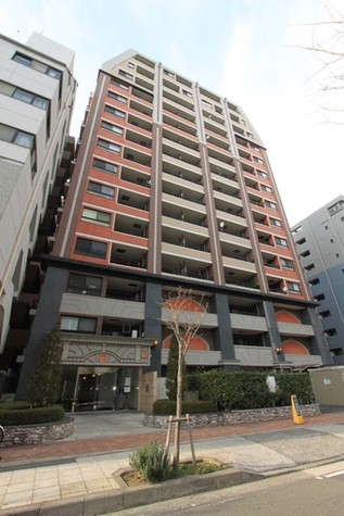 ドメス新横浜 建物画像1