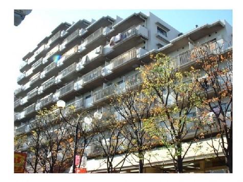三越ゼームス坂マンション 建物画像1