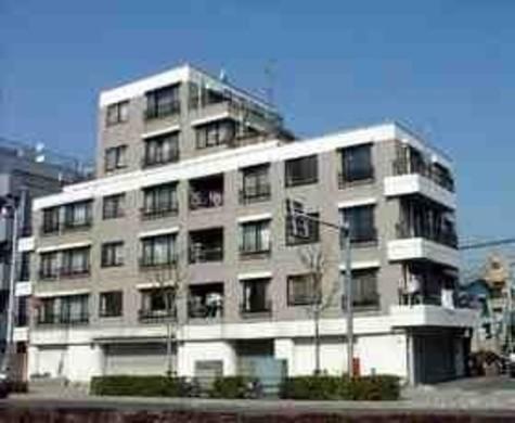 グランレイム羽田 建物画像1
