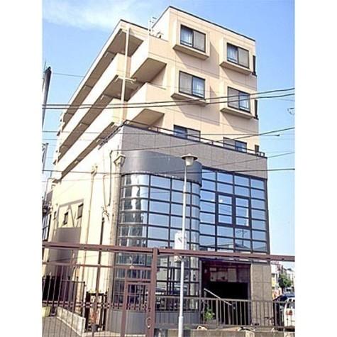 メルベーユ横浜子安 建物画像1