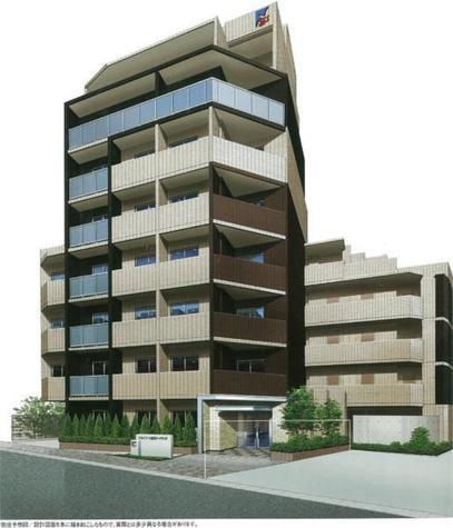 スカイコート品川パークサイド 建物画像1