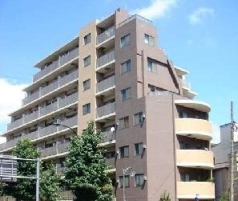 ルピナス用賀 建物画像1