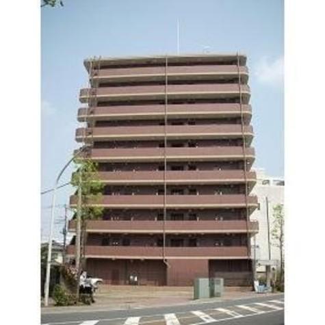 グリフィン・武蔵新城弐番館 建物画像1