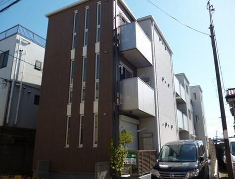 EAST HOUSE 建物画像1