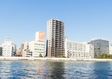 ザ・パークハウス浅草橋タワーレジデンス 建物画像1