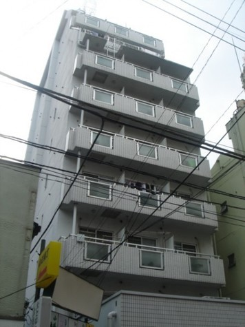 TOP川崎第3(トップ川崎第3) 建物画像1