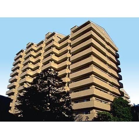 パークシティ本牧B棟 建物画像1