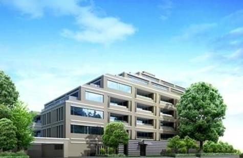 ROPPONGI PLACID(六本木プラシッド) 建物画像1