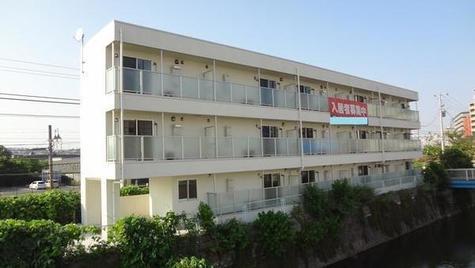 アイランドコア横濱平沼 建物画像1