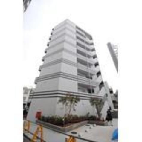 プレミアムキューブ北品川 Building Image1