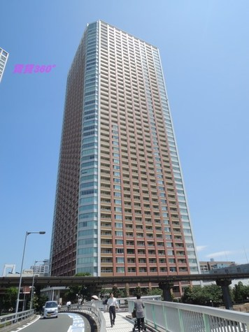 芝浦アイランドグローヴタワー 建物画像1