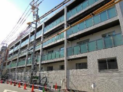 カスタリア本駒込 建物画像1