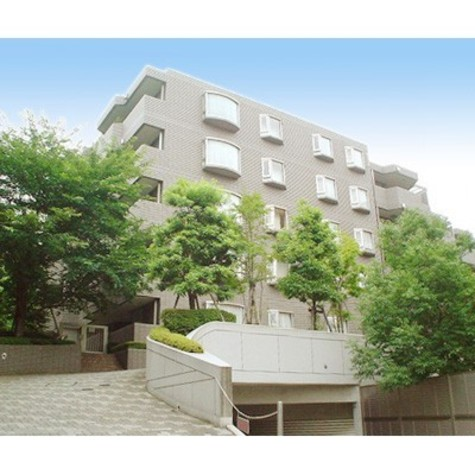ドゥフォーレ高輪 Building Image1