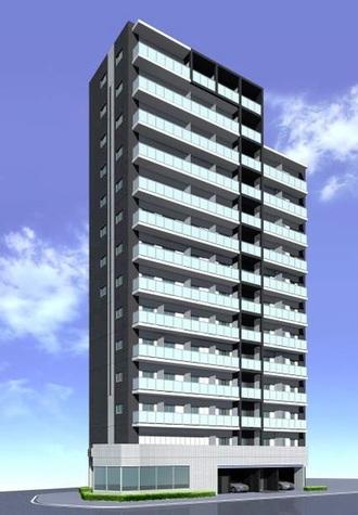 レジディア日本橋馬喰町Ⅱ 建物画像1