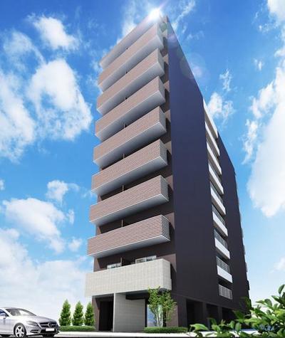 プレール・ドゥーク東陽町Ⅱ 建物画像1
