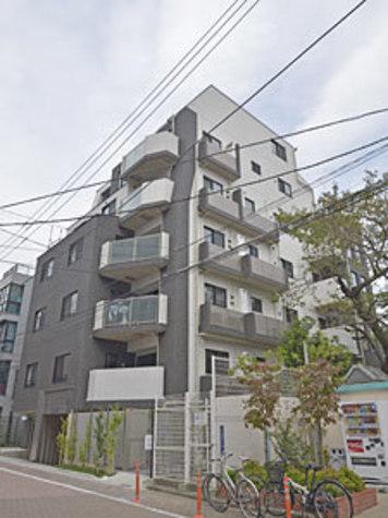 広尾 3分マンション 建物画像1