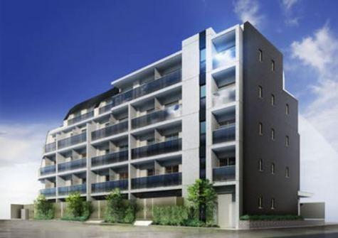 パークハビオ中目黒 Building Image1
