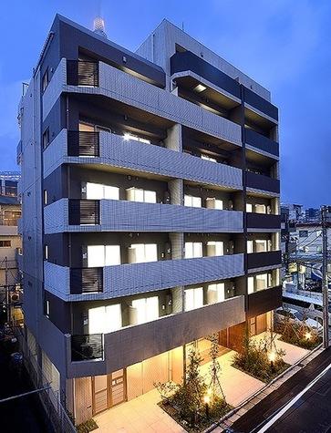 ヴォーガコルテ東京スカイツリー 建物画像1