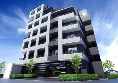 アクサス西新宿アジールコート 建物画像1