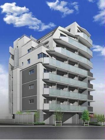 プラウドフラット大森Ⅲ 建物画像1